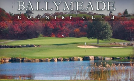 Ballymeade Country Club: 18-Hole Round of Golf with Cart Rental and Bucket of Range Balls - Ballymeade Country Club in East Falmouth