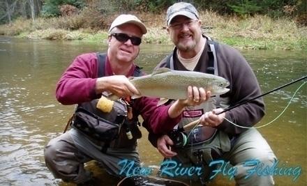 New River Virginia Fishing New River Fly Fishing
