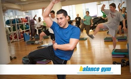 Balance Gym - Balance Gym in Washington, D.C.