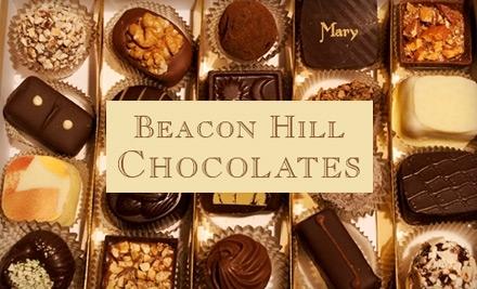 $20 Groupon to Beacon Hill Chocolates - Beacon Hill Chocolates in Boston