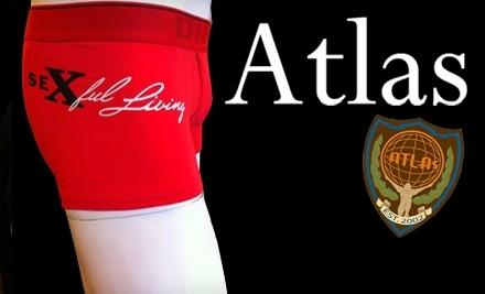 $55 Groupon to Atlas - Atlas in Walnut Creek