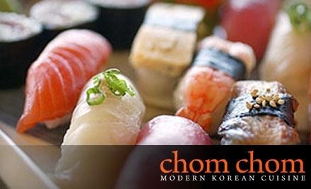 Chom Chom: $20 Groupon for Lunch - Chom Chom in New York