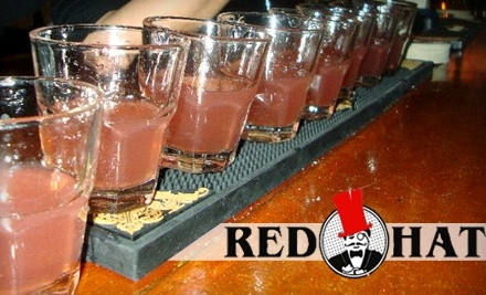 $20 Groupon to The Red Hat - The Red Hat in Boston