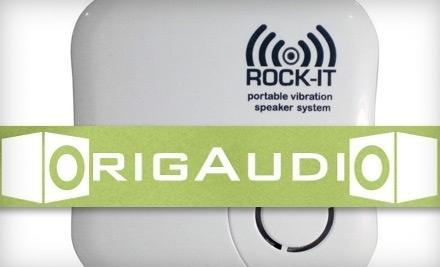 OrigAudio - OrigAudio in