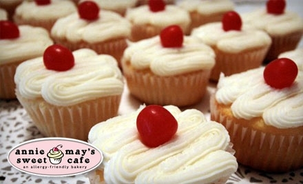 $26 Groupon to Annie May's Sweet Cafe - Annie May's Sweet Cafe in Louisville