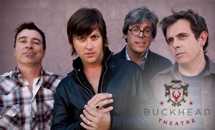 The Buckhead Theatre Presents Old 97s on 2/25 at 9:00 pm - The Buckhead Theatre in Atlanta