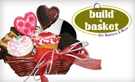 $40 Groupon to Build A Basket - Build A Basket in East Hanover
