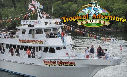 Tropical Adventure Cruise - Tropical Adventure Cruise in Hollywood