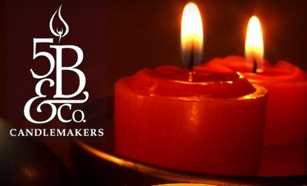 5B & Co. Candlemakers: 6231 Brookside Plaza in Kansas City - 5B & Co. Candlemakers in Kansas City