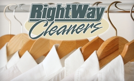 $30 Groupon to Right Way Cleaners - Right Way Cleaners in Americus
