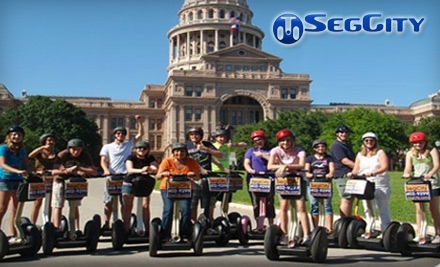 Seg City - Seg City in Austin