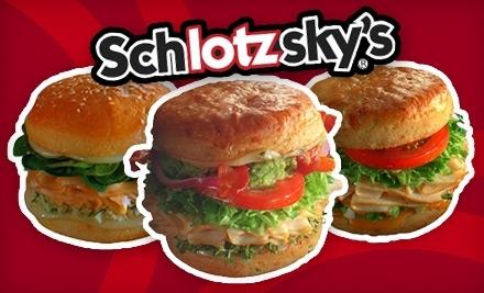 $12 Groupon to Schlotzsky's - Schlotzsky's in Abilene