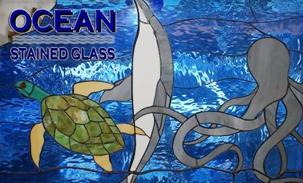Ocean Stained Glass - Ocean Stained Glass in Seal Beach
