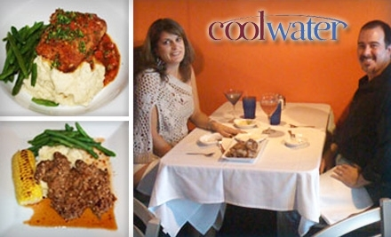Cool Water Fusion Restaurant: $15 Groupon for Lunch - Cool Water Fusion Restaurant in Albuquerque