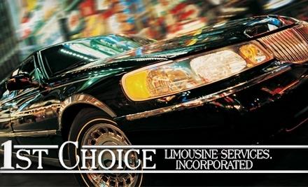 1st Choice Limousine Service Inc. - 1st Choice Limousine Service Inc. in