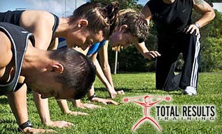 Total Results Training - Total Results Training in Chicago