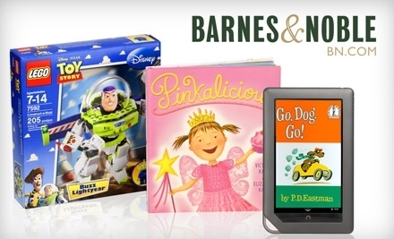 $20 Groupon to Barnes & Noble - Barnes & Noble in