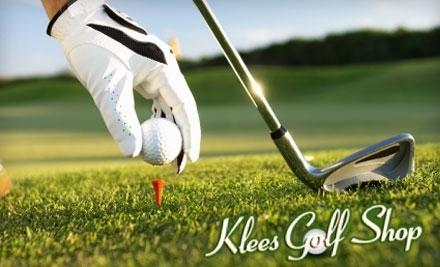 Klees Golf Shop - Klees Golf Shop in Chicago