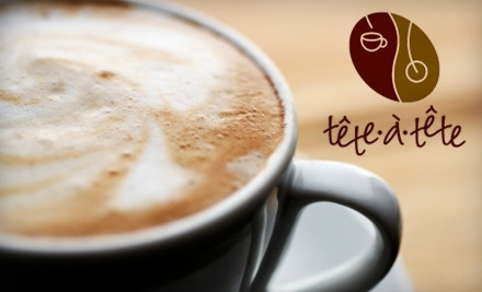 $15 Groupon to Tete-a-Tete Cafe - Tete-a-Tete Cafe in Brooklyn