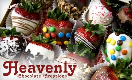 $16 Groupon to Heavenly Chocolate Creations - Heavenly Chocolate Creations in Jacksonville