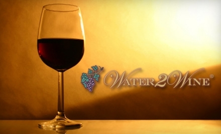 Water 2 Wine at 8130 S University Blvd. in Centennial - Water 2 Wine in Centennial
