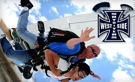 Westside Skydivers Winsted Mn Groupon