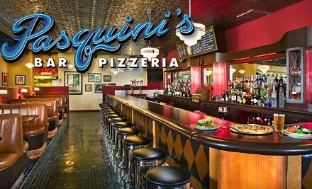 $20 Groupon to Pasquini's Pizzeria - Pasquini's Pizzeria in Littleton