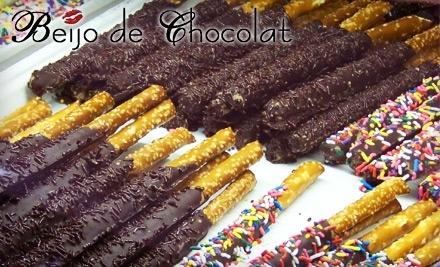 $30 Groupon to Beijo de Chocolat - Beijo de Chocolat in Chicago