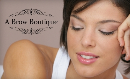 A Brow Boutique: $50 Worth of Sugaring Hair Removal  - A Brow Boutique in Dallas