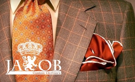 Jakob Custom Clothiers - Jakob Custom Clothiers in Boston