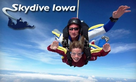 Skydive Iowa - Skydive Iowa in Brooklyn