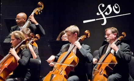 Fairfax Symphony Orchestra: Sat., 3/19 at 8 PM at George Mason University's Center for the Arts (B Seating) - Fairfax Symphony Orchestra in Fairfax