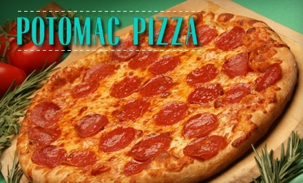 Potomac Pizza - Potomac Pizza in Chevy Chase