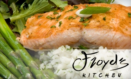 $25 Groupon to Floyd's Kitchen - Floyd's Kitchen in Phoenix