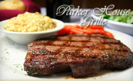 $30 Groupon to Parker House Grille - Parker House Grille in Dracut