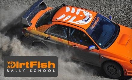 DirtFish Rally School: 2-Hour Taste of Rally Lesson - DirtFish Rally School in Snoqualmie