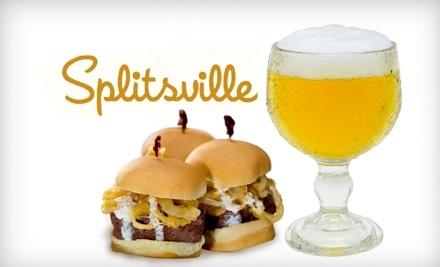 $35 Groupon to Splitsville Luxury Lanes & Dinner Lounge - Splitsville Luxury Lanes & Dinner Lounge in South Miami