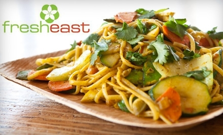 $20 Groupon to Fresh East  - Fresh East  in West Hollywood