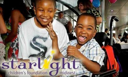 $10 Donation to Starlight Children's Foundation Midwest - Starlight Children's Foundation Midwest in