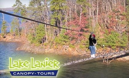 Lake Lanier Canopy Tours - Lake Lanier Canopy Tours in Buford