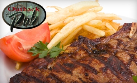 $12 Groupon to Outback Pub - Outback Pub in Branson