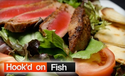 $20 Groupon to Off The Hook - Off The Hook in Encino