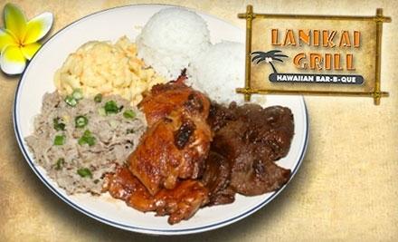 Lanikai Grill Hawaiian BBQ  - Lanikai Grill Hawaiian BBQ  in South Jordan