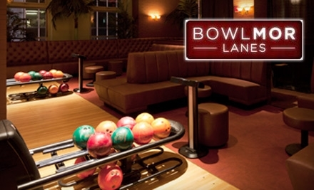Bowlmor Lanes: 110 University Pl. in New York - Bowlmor Lanes in New York