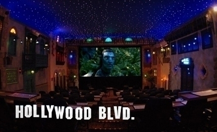 Hollywood Blvd Cinema Woodridge Il Groupon