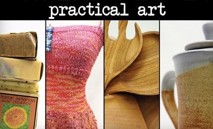 $40 Groupon to Practical Art - Practical Art in Phoenix