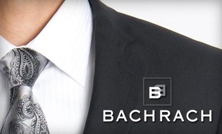 $50 Groupon to Bachrach - Bachrach in Novi