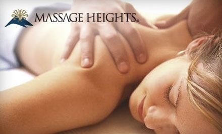 Massage Heights: 60-Minute Hot Stone Massage with Aromatherapy - Massage Heights in Clive