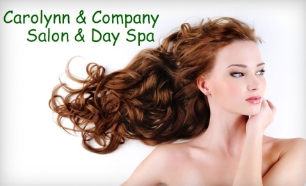 $50 Groupon to Carolynn & Company Salon & Day Spa - Carolynn & Company Salon & Day Spa in Mesa