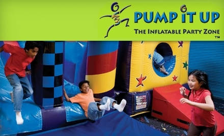 Pump It Up - Pump It Up in Margate